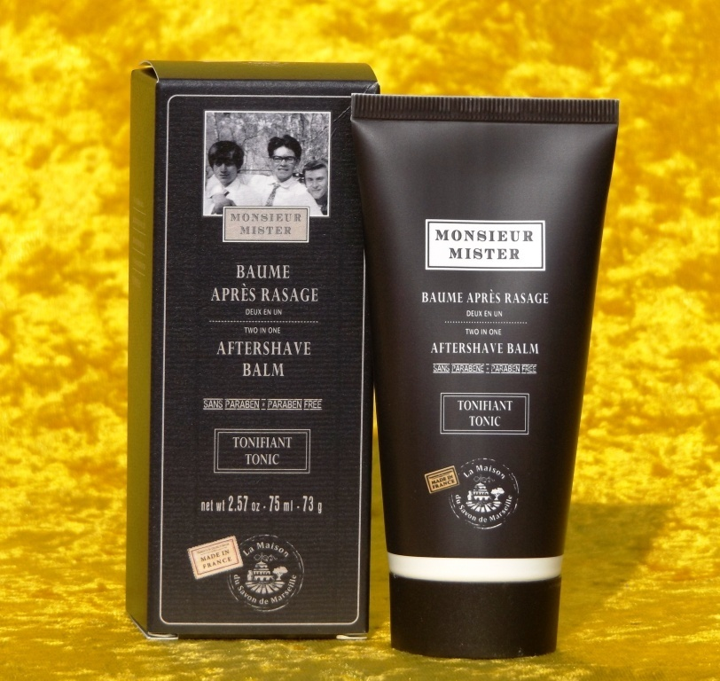 After Shave Balsam 2 in 1 Monsieur/Mister 75 ml